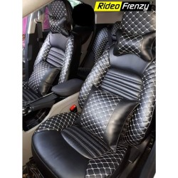 Buy Premium Bucket Fit Seat Covers for Tata Nexon at Lowest Price in India-Rideofrenzy