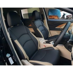 New Innova Crysta Bucket Fit Leather Seat Covers
