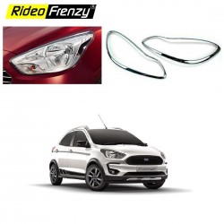 Buy Ford FreeStyle Chrome HeadLight Cover at low prices-RideoFrenzy