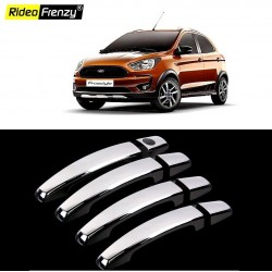 Buy Ford FreeStyle Chrome Handle Covers at low prices-RideoFrenzy