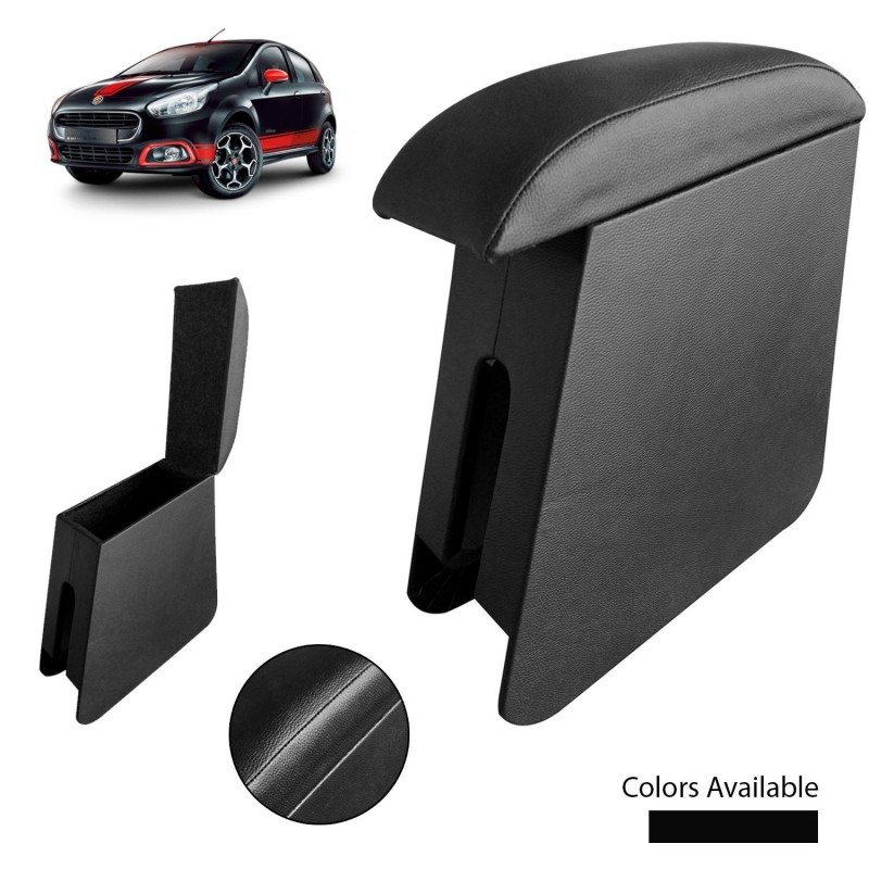 Buy Fiat Punto ArmRest Original OEM type Wooden online at low prices-RideoFrenzy