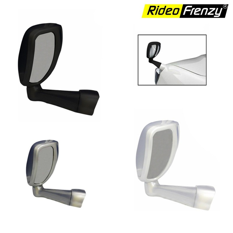 Buy Front Fender Wide Angle Mirror For Suv Online India