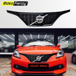 Maruti Baleno Modified Front Grill | Imported | ABS | Custom Fit | Volvo Style