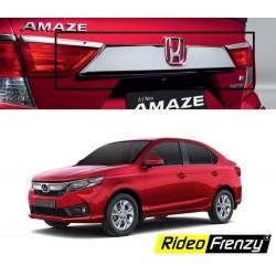 Buy Amaze 2018 Chrome Dickey Garnish Online | Original ABS