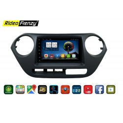 Hyundai Grand i10 Android Touch screen Stereo System With Inbuilt Bluetooth | Wifi | FM Radio | GPS Navigator