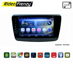 New Dzire 2017 Android Touch screen Stereo System With Inbuilt Bluetooth | Wifi | FM Radio | GPS Navigator