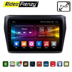 New Swift 2018 Android Touch screen Stereo System @8999 | Bluetooth | Wifi | FM Radio | GPS Navigator