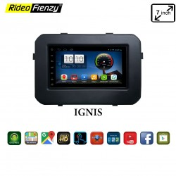 Maruti Ignis Android Touch screen Stereo System @8999 | Bluetooth | Wifi | FM Radio | GPS Navigator