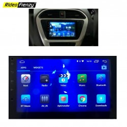 Tata Tiago , Tigor Android Touch screen Stereo System With Inbuilt Bluetooth | Wifi | FM Radio | GPS Navigator
