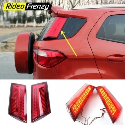 Buy Ford Ecosport Rear Pillar Cluster LED Lights | 100% Genuine Products