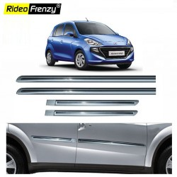 Buy Hyundai Santro 2018 Silver Chromed Side beading | Top Quality | COD & EMI