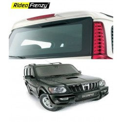 Buy Mahindra Scorpio ABS Blow Spoiler ( Diamond White ) | Free Shipping