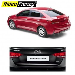 Buy New Hyundai VERNA Dickey Garnish | Stainless Steel | Free Shipping