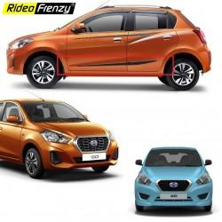 Datsun Go & Go Plus Matt Black Side Beading | Original OEM Type