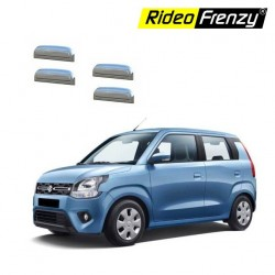 Buy New WagonR 2019 Door Chrome Handle Covers online India | Free Shipping