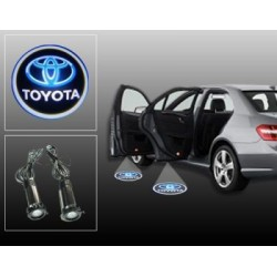 Toyota Car Door Ghost Projector Shadow Led Light