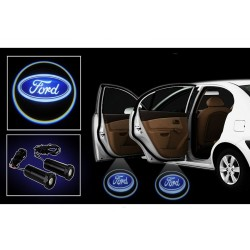 Buy Ford Car Door Ghost Projector Shadow Led Light at low prices-Rideofrenzy