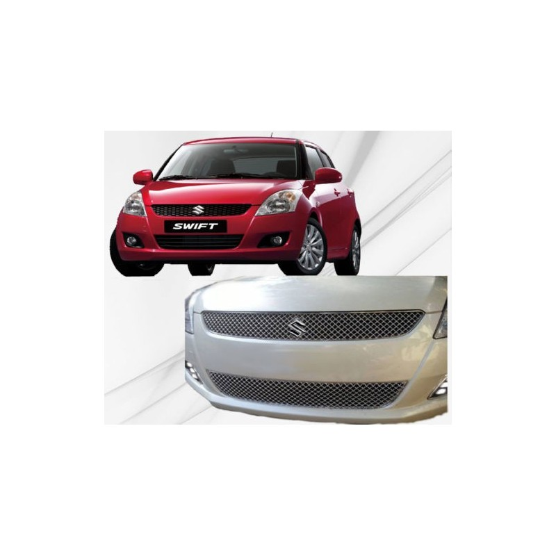 PREMIUM QUALITY Front Chrome Grill Covers