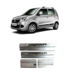 New Maruti WagonR Door Stainless Steel Sill Plates