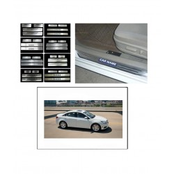 Buy Chevrolet Cruze Stainless Steel Sill Plate online | Rideofrenzy