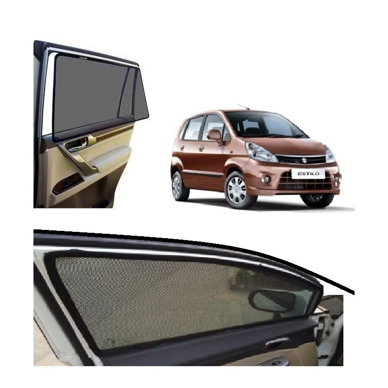 Zen Estilo Magnetic Car Window Sunshade