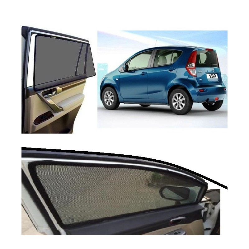 Buy Maruti Ritz Magnetic Car Window Sunshade online at low prices-RideoFrenzy