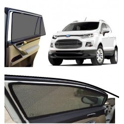 Buy Ford Ecosport Magnetic Car Window Sunshades online at low prices-Rideofrenzy