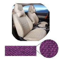 Luxurious Linen Car Seat Covers