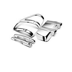 Toyota Fortuner Chrome Accessories