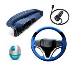 Renault Duster Interior Accessories