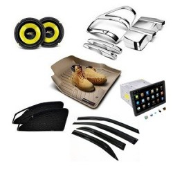 Renault Duster Latest Accessories
