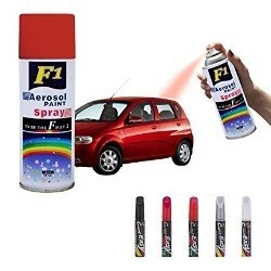 Spray Paints & Scratch Removers
